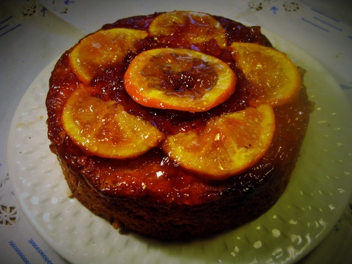 paddingtons marmalade cake recipe