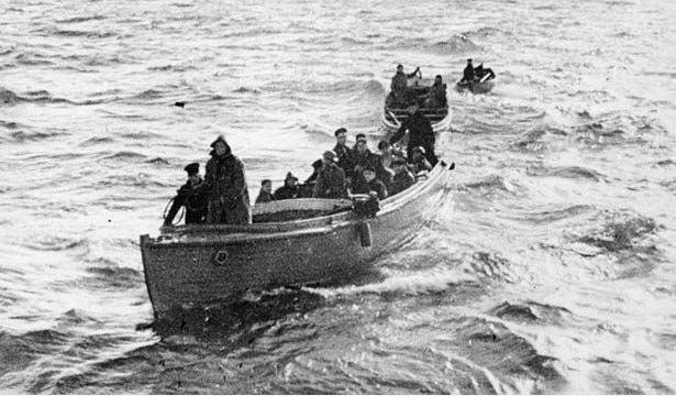 "What ""civilian"" meant when talking about the little ships and civilian volunteers at Dunkirk has caused confusion: the overwhelming majority of ""civilians"" were expert mariners and sailors used to dangerous conditions; they weren't in the Royal Navy, but in terms of their seamanship and abilities, these civilians were professionals."