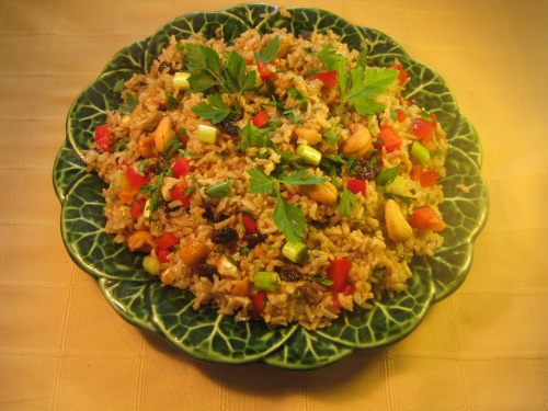 rice salad recipe