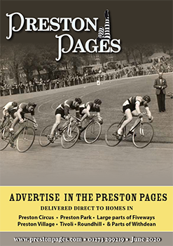 The Preston Pages Cover